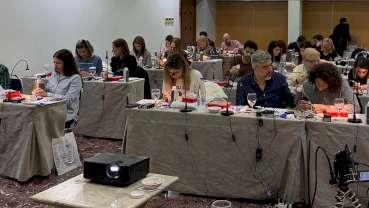 Θεσσαλονική, 30-31 Μαρτίου: Ολοκληρώθηκε το 2ήμερο σεμινάριο