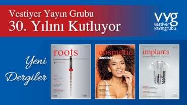 Vestiyer Yayın Grubu 30. Yılını Kutluyor
