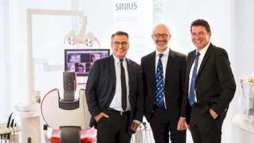 University of Otago chooses Dentsply Sirona's Sinius treatment centres