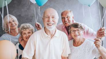 Simple exercise found to improve oral function in the elderly