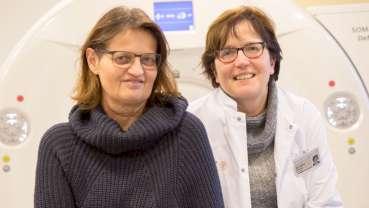 Lebensqualität von Patienten mit Kopf-Hals-Tumoren verbessern