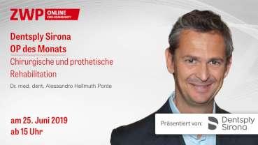 Live aus Lugano: Chirurgische und prothetische Rehabilitation