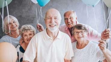 Proste ćwiczenie poprawiają funkcje jamy ustnej u osób starszych