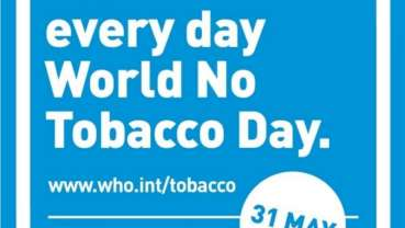 FDI highlights role of dental practitioners on World No Tobacco Day, 2019