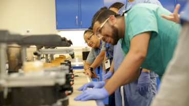Finding a Native American dentist is rare; University at Buffalo program aims to change that