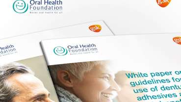 Oral Health Foundation announces clear guidelines for denture adhesive use