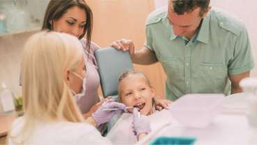 Charakterystyka rodziny wpływa na występowanie chorób przyzębia u dzieci