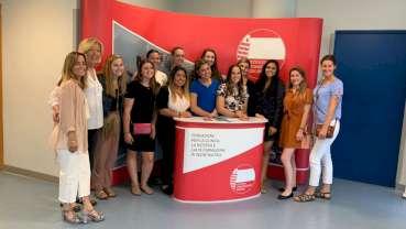 Una delegazione della School of Health Sciences ospite dell'Istituto Stomatologico Toscano