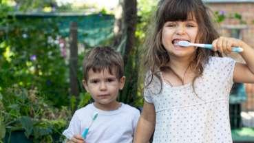 Les microbiomes salivaires des enfants montrent des différences spécifiques liées au genre