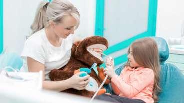 Techniki dystrakcji mogą zmniejszyć lęk dentystyczny