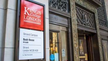 King's College London dental school scores highly in global ranking