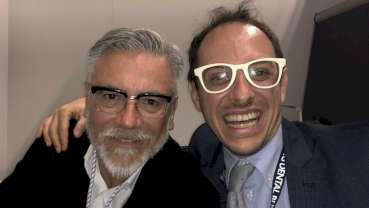 Interview: Daniele Rondoni und Dr. Nicola Scotti