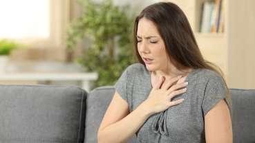 Verbindung zwischen Parodontitis und Atembeschwerden?