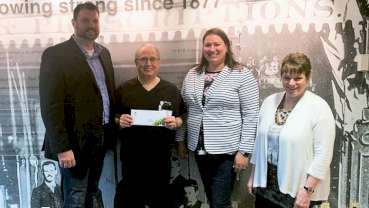 Patterson Foundation awards more than $187,000 in grants