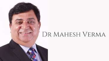Padma Shri Dr Mahesh Verma appointed as the new VC of Guru Gobind Singh Indraprastha University