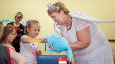 When the Benco Dental Tooth Fairy talks, preschoolers listen