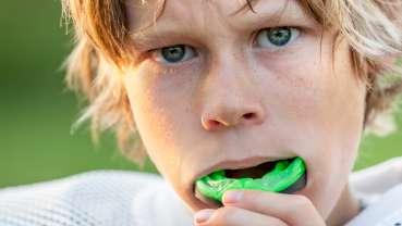 La mala salud oral de los grandes deportistas