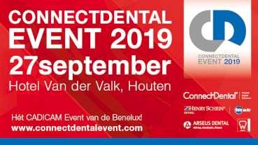 Drukte verwacht met het ConnectDental Event