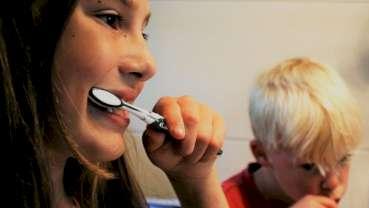 Genderspecifieke verschillen in orale microbioom van kinderen