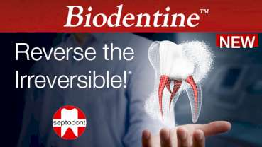 Biodentine opens new treatment option allowing more teeth to be saved!