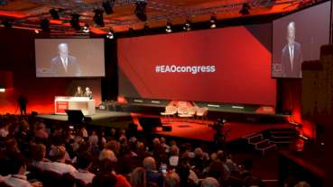 President of Portugal welcomes attendees at EAO 2019 opening ceremony