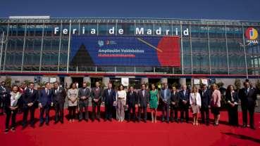 IFEMA invertirá 180 millones de euros en su proyecto de ampliación de Valdebebas