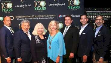 ADA, FDI и лидери от бранша се събраха, за да отпразнуват стогодишнината на ICD