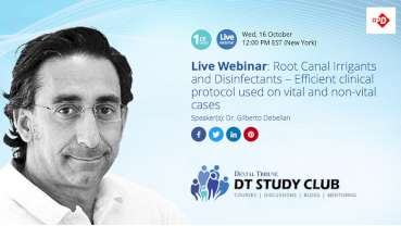 Free webinar to feature live treatment