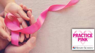« Practice Pink » de Henry Schein soutient le combat contre le cancer