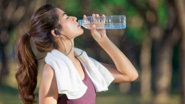 Płyn do płukania jamy ustnej może zmniejszać korzyści wynikające z aktywności fizycznej