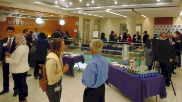 NYU College of Dentistry hosts Shils Stars Dental Student Competition