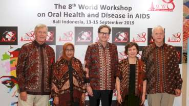 Workshop highlights link between oral health and HIV/Aids
