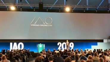 """""""Unitevi al mio sogno"""", così le parole del Presidente IAO, Alfonso Caiazzo, al 3° congresso 2019"""