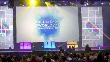Fascino, innovazione ed emozioni: il congresso Dentsply Sirona World a Las Vegas