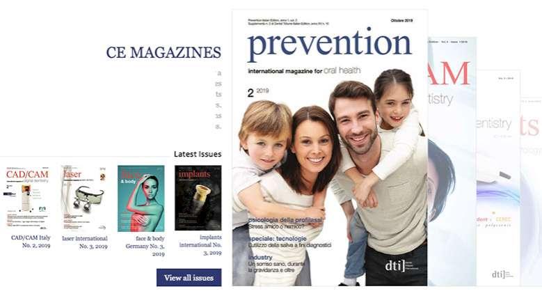 Få international viden igennem internationale publikationer fra Dental Tribune