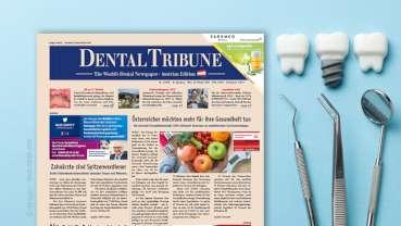 Jetzt online: Schwerpunkt Implantologie in der <em>Dental Tribune Austria</em>