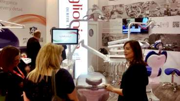 Miglionico showcases updated orthodontic dental unit in Birmingham