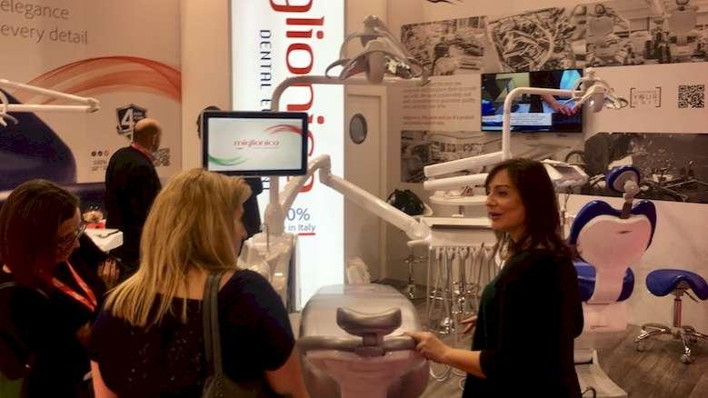 Miglionico showcases updated orthodontic dental unit in Birmingham
