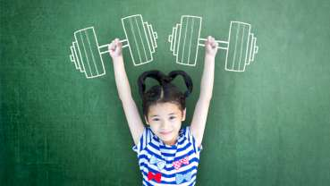 BMG veröffentlicht neue Leitlinie für Kindergesundheit