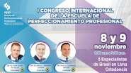 Profesionales de la odontología brasileña en Lima
