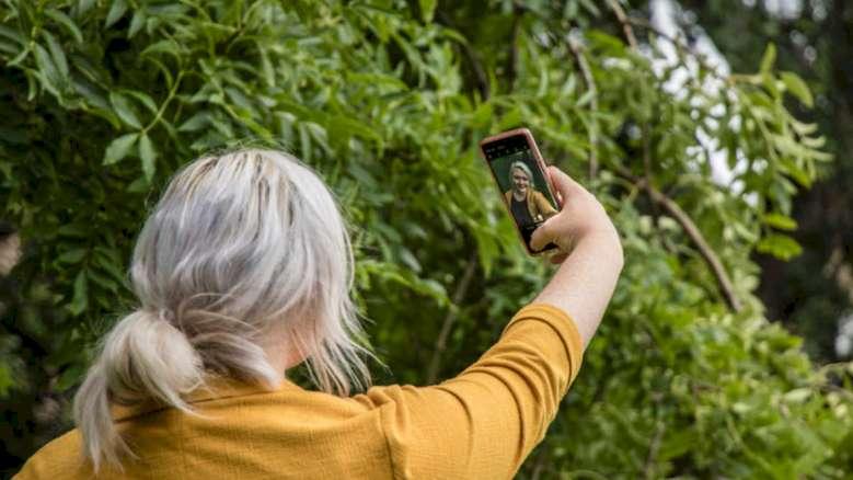 Zdjęcia selfie mogą pomóc w identyfikacji osób zaginionych