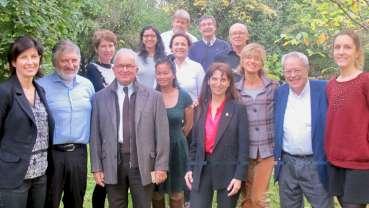 Soutenance des mémoires à la Formation Post Universitaire de Phytothérapie et d'Aromathérapie