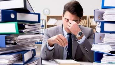 Schweizerische Gesundheitsbefragung zeigt Stresszunahme