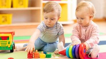 Zbadano skuteczność lakieru fluorkowego u dzieci przedszkolnych