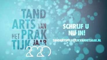 Laatste kans voor aanmelden Tandartspraktijk van het jaar