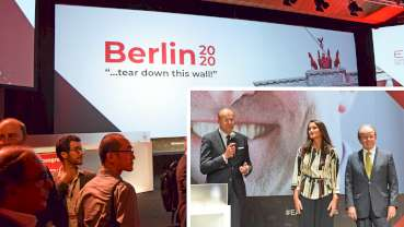 Berlin announced as host of 2020 EAO congress
