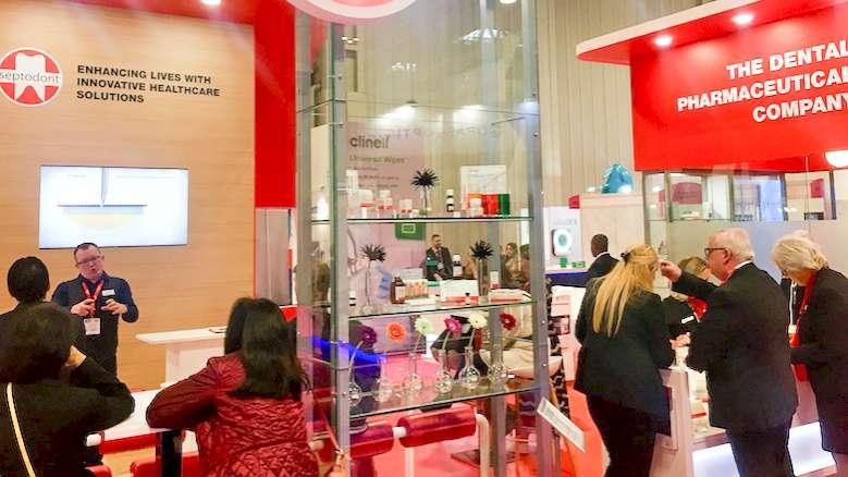 Septodont highlights Biodentine at BDIA Dental Showcase