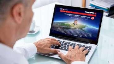 E-learning non-stop: międzynarodowe 24-godzinne webinarium z zakresu stomatologii zachowawczej