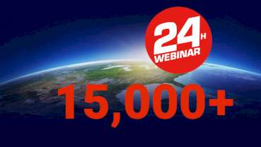 First 24-hour dental webinar hits 15,000 registrations