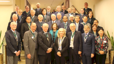 Members of ICD governing body gather in Milan for annual meeting and elections